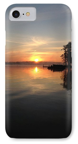 A New Day IPhone Case by M West