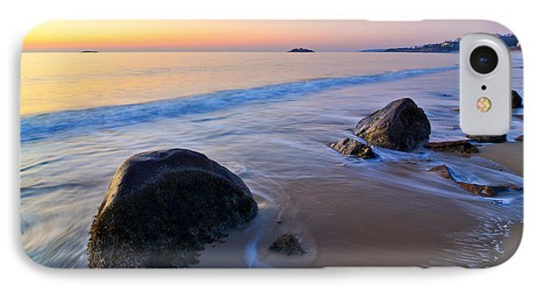 A New Day Singing Beach IPhone Case