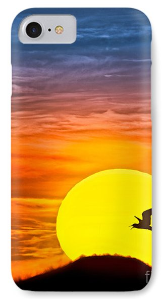 A New Day Phone Case by Susan Candelario