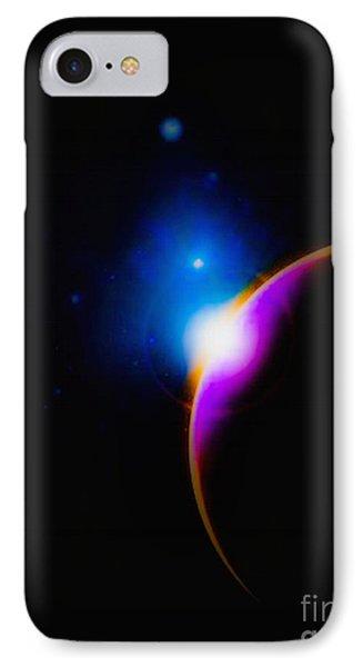 A New Sunrise IPhone Case by Naomi Burgess