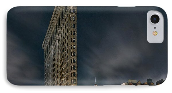 IPhone Case featuring the photograph A Night In Nyc by Anthony Fields