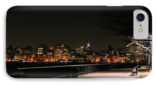 A Night In The Park Phone Case by JC Findley
