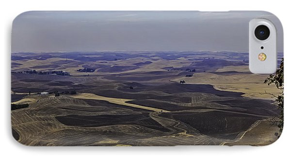 A Palouse State Of Mind IPhone Case by Nancy Marie Ricketts