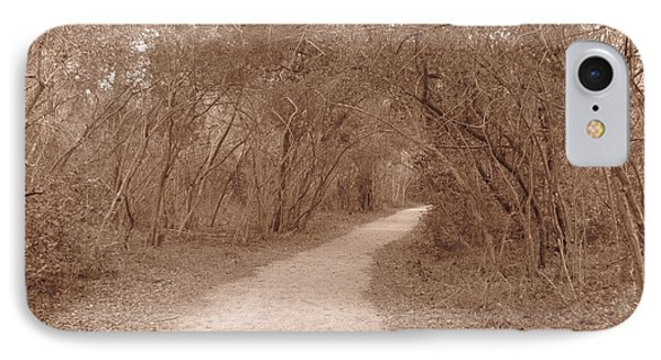IPhone Case featuring the photograph A Path In Life by Beth Vincent