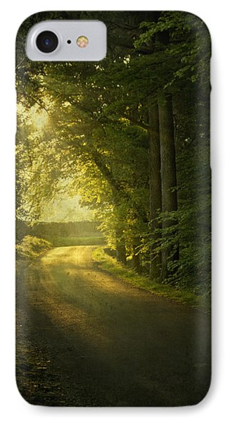 A Path To The Light Phone Case by Evelina Kremsdorf