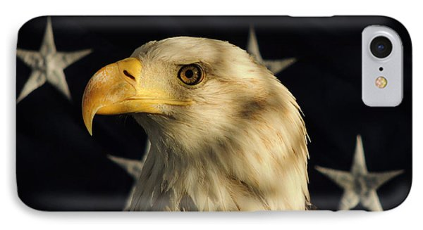 A Patriot IPhone Case