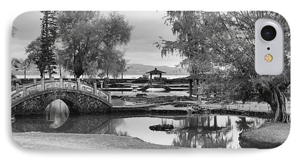 IPhone Case featuring the photograph A Peaceful Stroll by Harold Rau