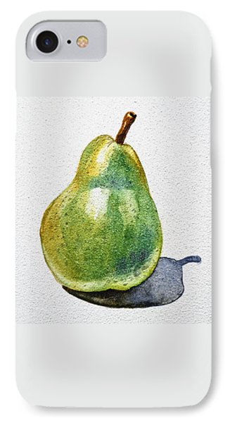 A Pear IPhone Case