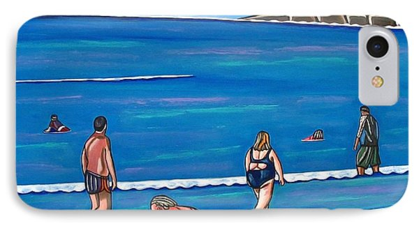 A Perfect Day Phone Case by Sandra Marie Adams