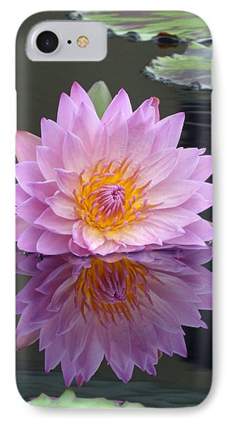 IPhone Case featuring the photograph A Perfect Reflection by Cindy McDaniel