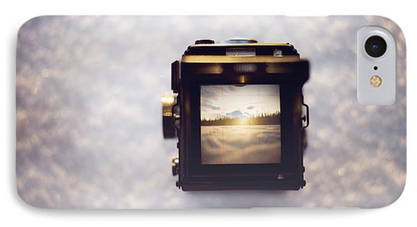 A Photographer's Perspective IPhone Case