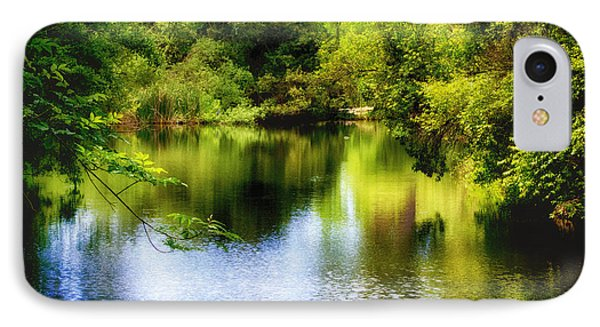 A Place For Peace IPhone Case by Joseph Hollingsworth