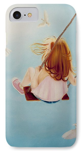 A Place Of Heaven IPhone Case by Jeanette Sthamann