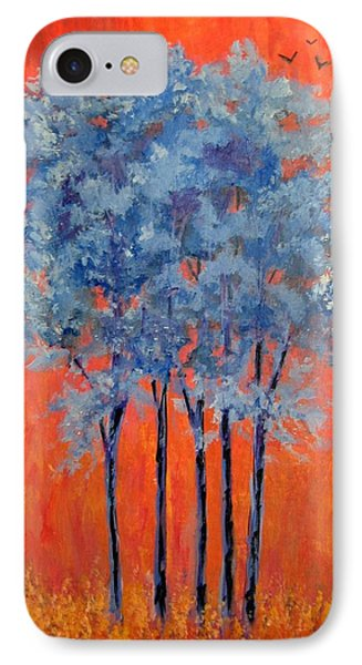 IPhone Case featuring the painting A Place To Call Home by Suzanne Theis