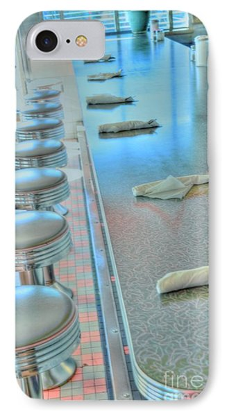 A Place To Eat Phone Case by Kathleen Struckle