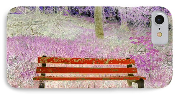 A Place To Rest Phone Case by The Creative Minds Art and Photography