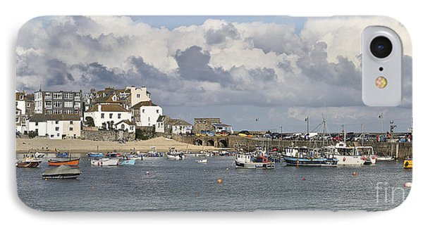A Postcard From St Ives Phone Case by Terri Waters