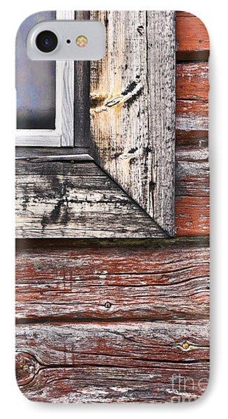 A Quarter Window Phone Case by Heiko Koehrer-Wagner