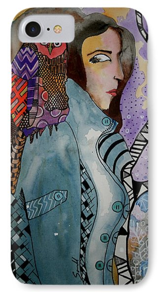 A Ride In Style IPhone Case by Amy Sorrell