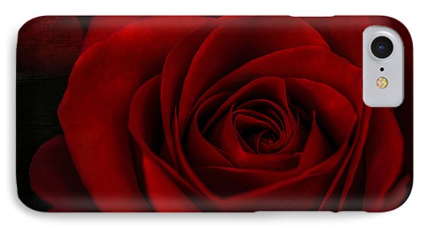 A Rose By Any Other Name IPhone Case by Maria Robinson