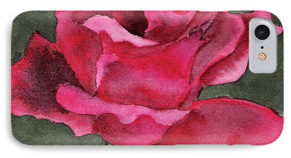 A Rose Is A Rose IPhone Case