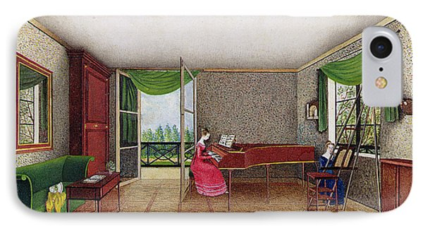 A Russian Interior Phone Case by Micheline Blenarska