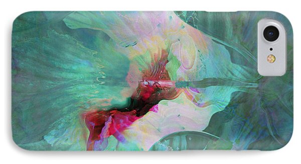 A Sacred Place - Abstract Art Phone Case by Jaison Cianelli