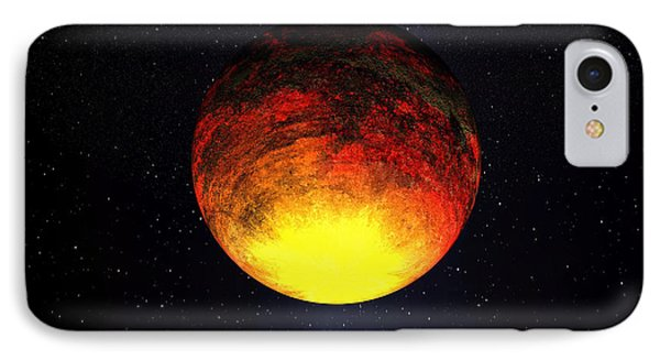 A Scorched World Kepler-10b  Phone Case by Movie Poster Prints