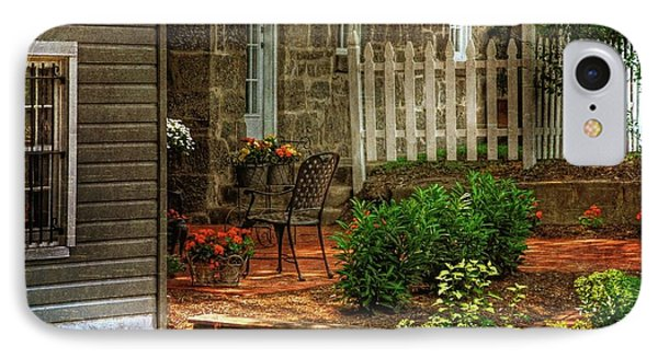 A Seat In The Shade Phone Case by Lois Bryan