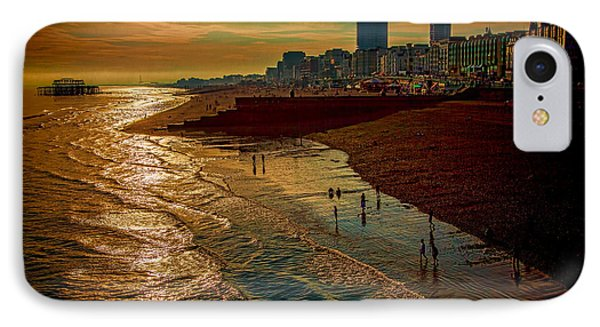 IPhone Case featuring the photograph A September Evening In Brighton by Chris Lord