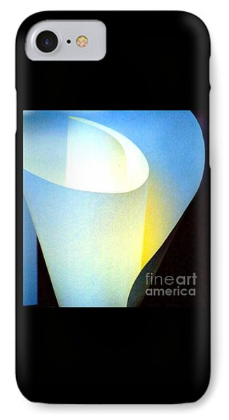 A Shade Of Illumination Phone Case by Michael Hoard