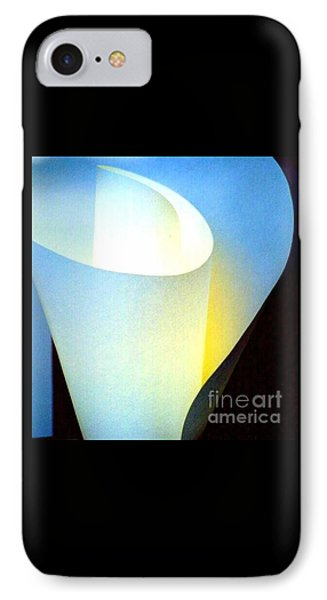 IPhone Case featuring the photograph A Shade Of Illumination by Michael Hoard