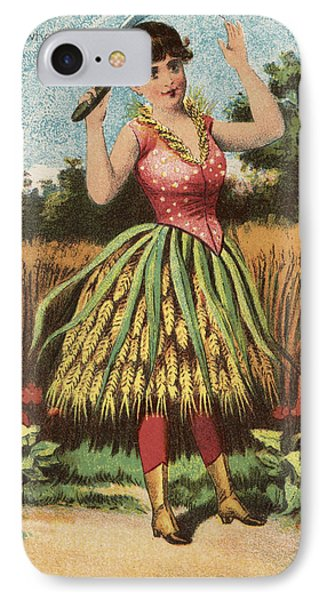A Shweat Girl IPhone Case