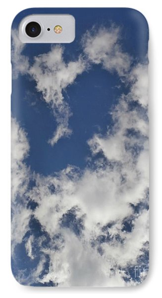 A Sign From Above.....love IPhone Case