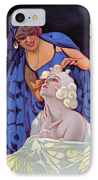 A Spanish Hairdresser Phone Case by Vila