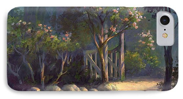 A Special Place IPhone Case by Michael Humphries