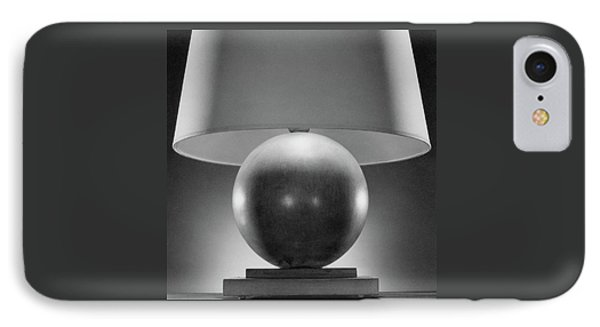 A Spherical Lamp By Joseph Mullen IPhone Case