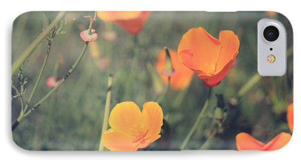 A Springtime Breeze IPhone Case by Laurie Search