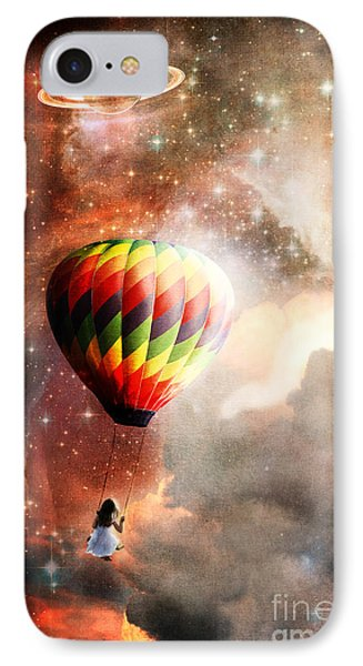 A Starry Ride IPhone Case