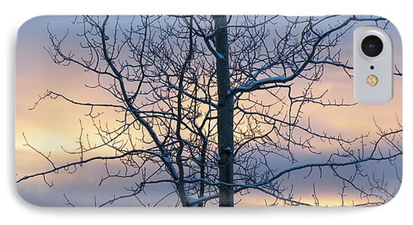 IPhone Case featuring the photograph A Stillness At The Close Of The Day by Brian Boyle
