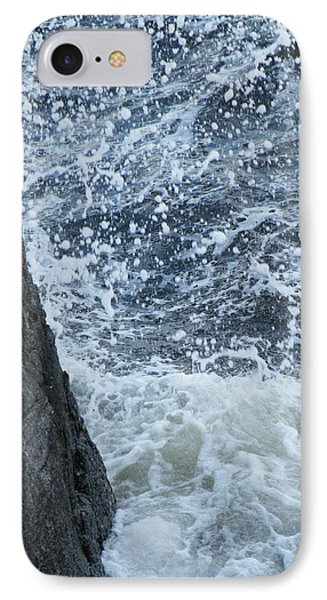 A Stillness In The Storm  IPhone Case by Brian Boyle