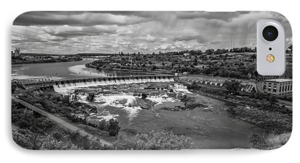 A Stormy Afternoon In Great Falls Montana IPhone Case