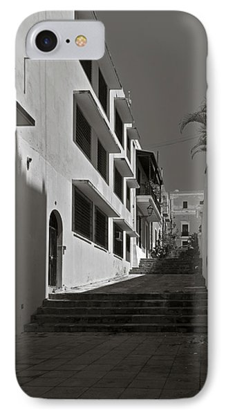 A Street With No Name  IPhone Case by Mario Celzner