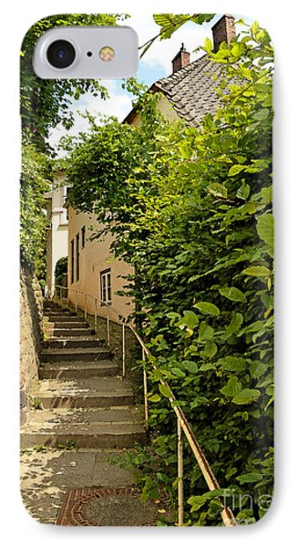 A Stroll Down Wedel Germany IPhone Case