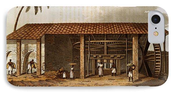 A Sugar Mill IPhone Case