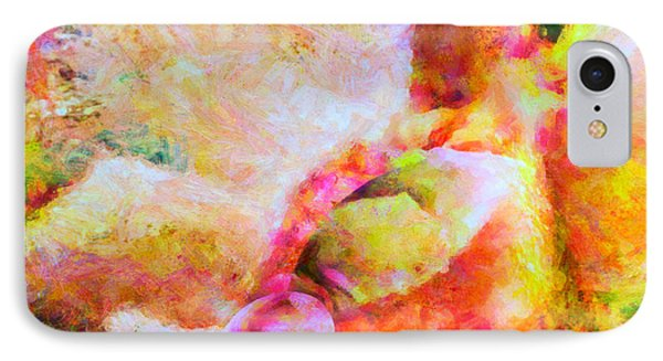 IPhone Case featuring the painting A Summer Afternoon Love by Joe Misrasi