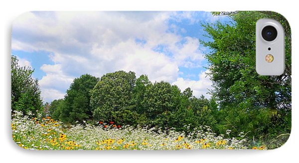 IPhone Case featuring the photograph A Summer Meadow by Jim Whalen
