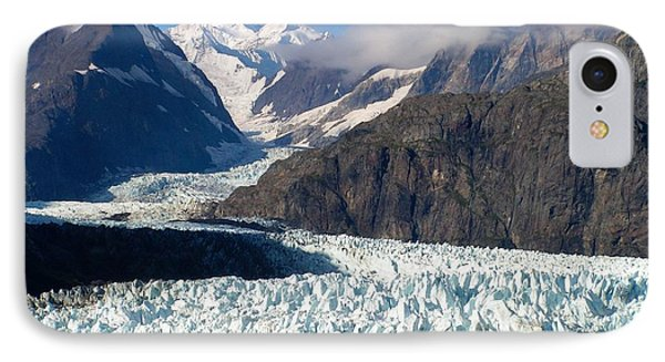 A Sunny Day In Glacier Bay Alaska IPhone Case