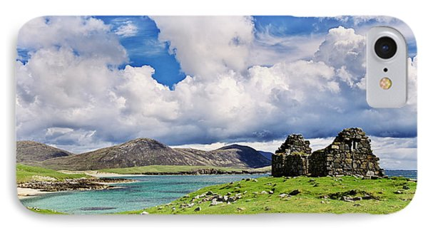 IPhone Case featuring the photograph A Sunny Day In The Hebrides by Juergen Klust