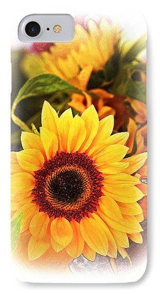 A Sunny Disposition IPhone Case by Al Bourassa